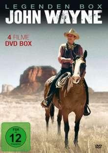 John Wayne - Legenden Box, DVD