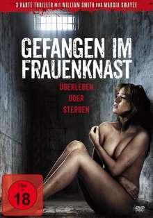 Gefangen im Frauenknast (3 Filme), DVD