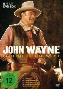 John Wayne - Legend of the West, DVD