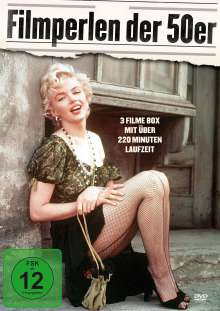 Filmperlen der 50er (3 Filme), DVD