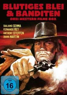 Blutiges Blei & Banditen (3 Filme), DVD