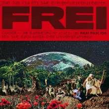 Pam Pam Ida: Frei, CD