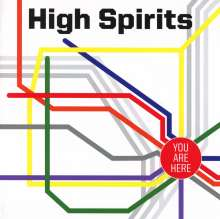 High Spirits: You Are Here, CD