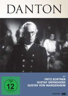 Danton (1931), DVD