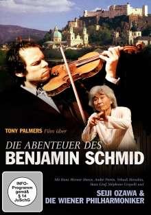Die Abenteuer des Benjamin Schmid, DVD
