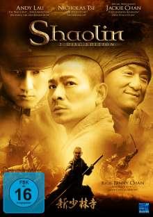 Shaolin, 2 DVDs