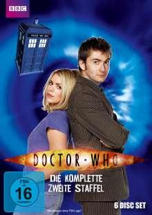 Doctor Who: Die neue Serie Staffel 2, 6 DVDs