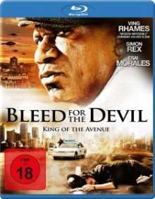 Bleed for the Devil - King of the Avenue (Blu-ray), Blu-ray Disc