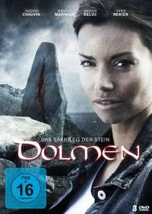Dolmen - Das Sakrileg der Steine, 3 DVDs