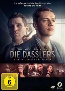 Die Dasslers - Pioniere, Brüder und Rivalen, DVD