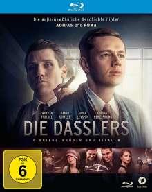 Die Dasslers - Pioniere, Brüder und Rivalen (Blu-ray), Blu-ray Disc