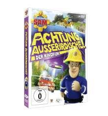 Feuerwehrmann Sam - Achtung Ausserirdische!, DVD