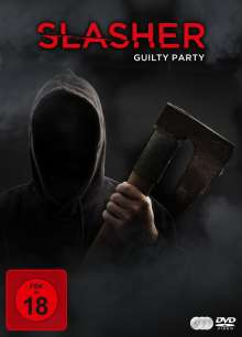 Slasher Staffel 2: Guilty Party, 3 DVDs