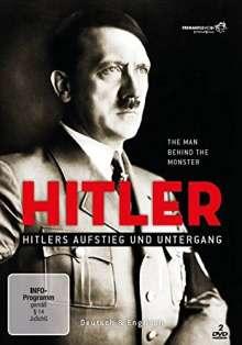 Hitler - Hitlers Aufstieg und Untergang, 2 DVDs