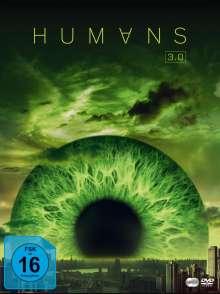Humans Staffel 3 (finale Staffel), 3 DVDs