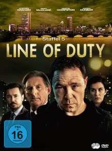 Line of Duty Staffel 5, 2 DVDs