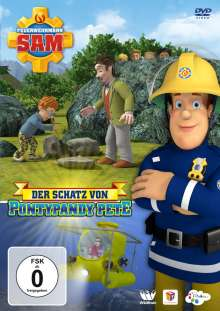 Feuerwehrmann Sam Staffel 10 Vol. 5: Der Schatz von Pontypandy Pete, DVD