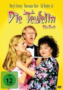 Die Teufelin, DVD