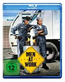 Men At Work (Blu-ray), Blu-ray Disc