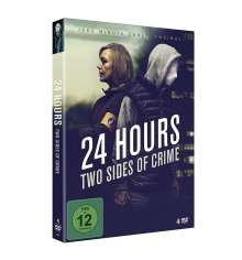 24 Hours - Two Sides of Crime, 4 DVDs