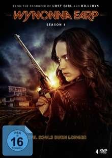 Wynonna Earp Staffel 1, 4 DVDs