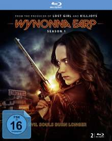 Wynonna Earp Staffel 1 (Blu-ray), 2 Blu-ray Discs