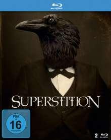 Superstition - Die Serie (Blu-ray), 2 Blu-ray Discs