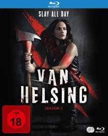 Van Helsing Staffel 2 (Blu-ray), 2 Blu-ray Discs