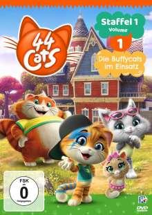 44 Cats Staffel 1 Vol. 1, DVD
