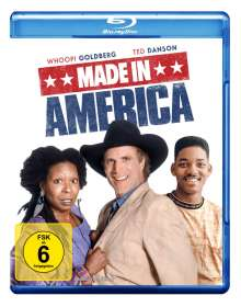 Made in America (Blu-ray), Blu-ray Disc