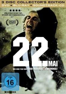 22. Mai (Collector's Edition) (Blu-ray & DVD), Blu-ray Disc