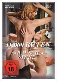 11.000 Ruten - Im Rausch der Sinne, DVD