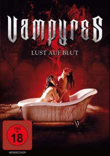Vampyres, DVD