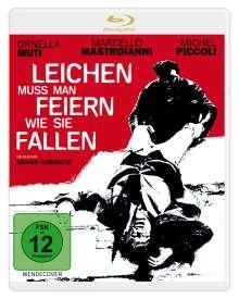 Leichen muss man feiern, wie sie fallen (Blu-ray), Blu-ray Disc