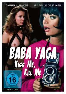 Baba Yaga - Kiss Me, Kill Me, DVD