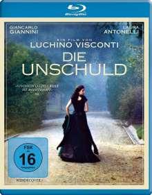 Die Unschuld (Blu-ray), Blu-ray Disc