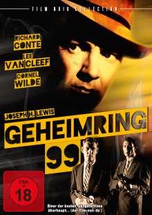 Geheimring 99, DVD