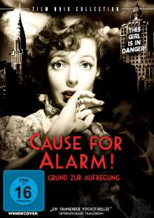 Cause For Alarm!, DVD