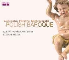 Polish Baroque (exklusiv für jpc), 3 CDs