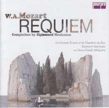 Wolfgang Amadeus Mozart (1756-1791): Requiem KV 626 (Exklusiv für jpc), CD