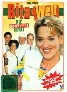 Ritas Welt - Die komplette Serie, 10 DVDs