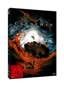 Candyman's Fluch (Blu-ray & DVD im Mediabook), 1 Blu-ray Disc und 1 DVD
