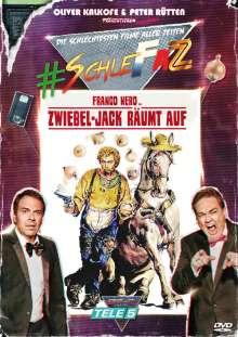 #SchleFaZ - Zwiebel-Jack räumt auf, DVD