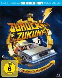 Zurück in die Zukunft (Komplette Zeichentrickserie) (SD on Blu-ray), Blu-ray Disc