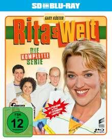 Ritas Welt (Komplette Serie) (SD on Blu-ray), 2 Blu-ray Discs