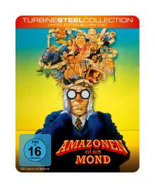 Amazonen auf dem Mond (Blu-ray im Steelbook), Blu-ray Disc