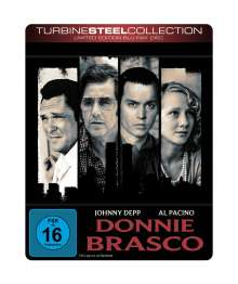Donnie Brasco (Blu-ray im Steelbook), Blu-ray Disc