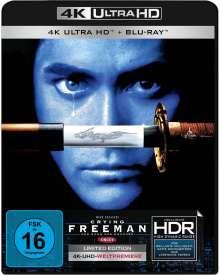 Crying Freeman (Ultra HD Blu-ray & Blu-ray), 1 Ultra HD Blu-ray und 1 Blu-ray Disc