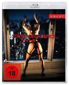 Tokyo Decadence (Blu-ray), Blu-ray Disc