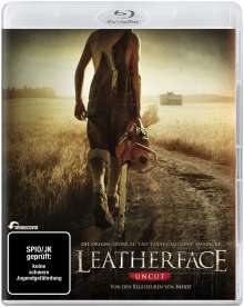 Leatherface (Blu-ray), Blu-ray Disc